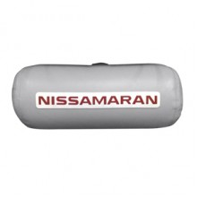 Подушка NISSAMARAN надувная, 70см (270-320). Зеленая