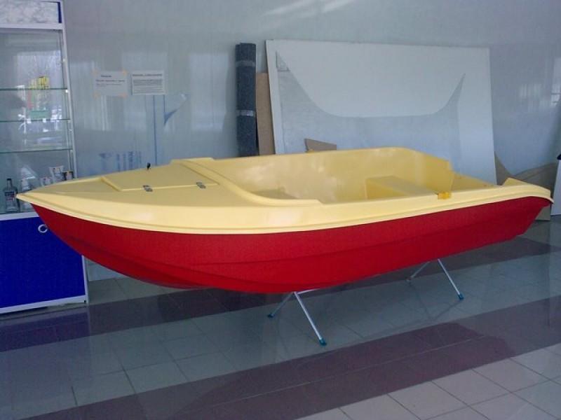 лодка стеклопластиковая delta 360