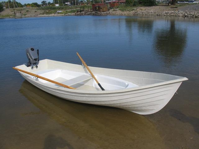 Материал на пластиковую лодку