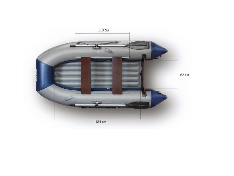 лодка из пвх егерь