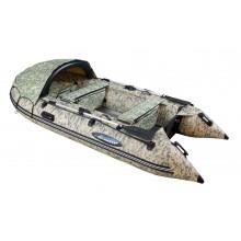 Лодка Gladiator C370 AL camo
