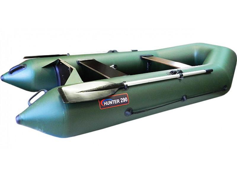 лодки поливинилхлоридный  сбыт хантеров