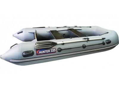 Надувная лодкa пвх Хантер 335