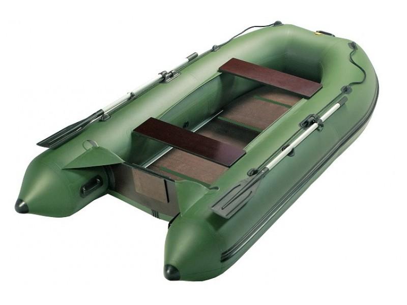 собрать лодку ривьера