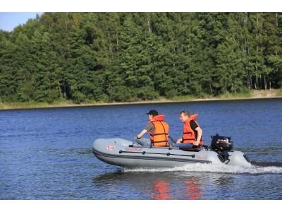 Надувная лодка пвх Викинг 360 LS