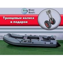 Лодка Riverboats RB 350