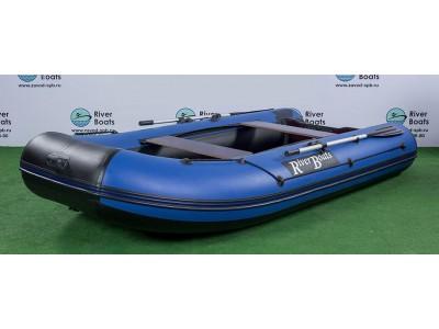 Надувная лодка пвх Riverboats | Риверботс RB 330TT