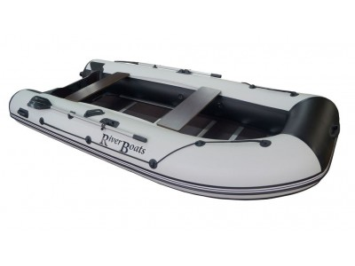 Надувная лодка пвх River Boats | Ривер ботс RB-330TT