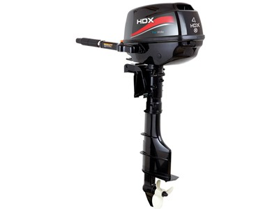 Лодочный мотор HDX F 4 BMS