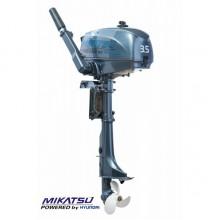Мотор MIKATSU | HYUNDAI  M3.5FS( новый румпель)