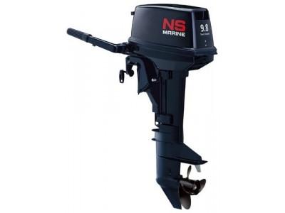 Лодочный мотор Nissan Marine (Ниссан Марин) NS 9.8 B 1