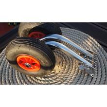 Транцевые колёса для РИБов