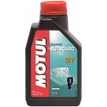 Масло Motul OUTBOARD  2T (1 л.)
