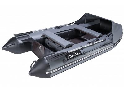 Надувная лодкa пвх Адмирал 320 Classic Lux | Классик Люкс