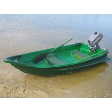 Стеклопластиковая лодка DELTA 250