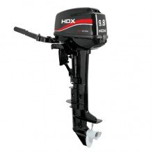 Мотор HDX R series T 9,8 BMS